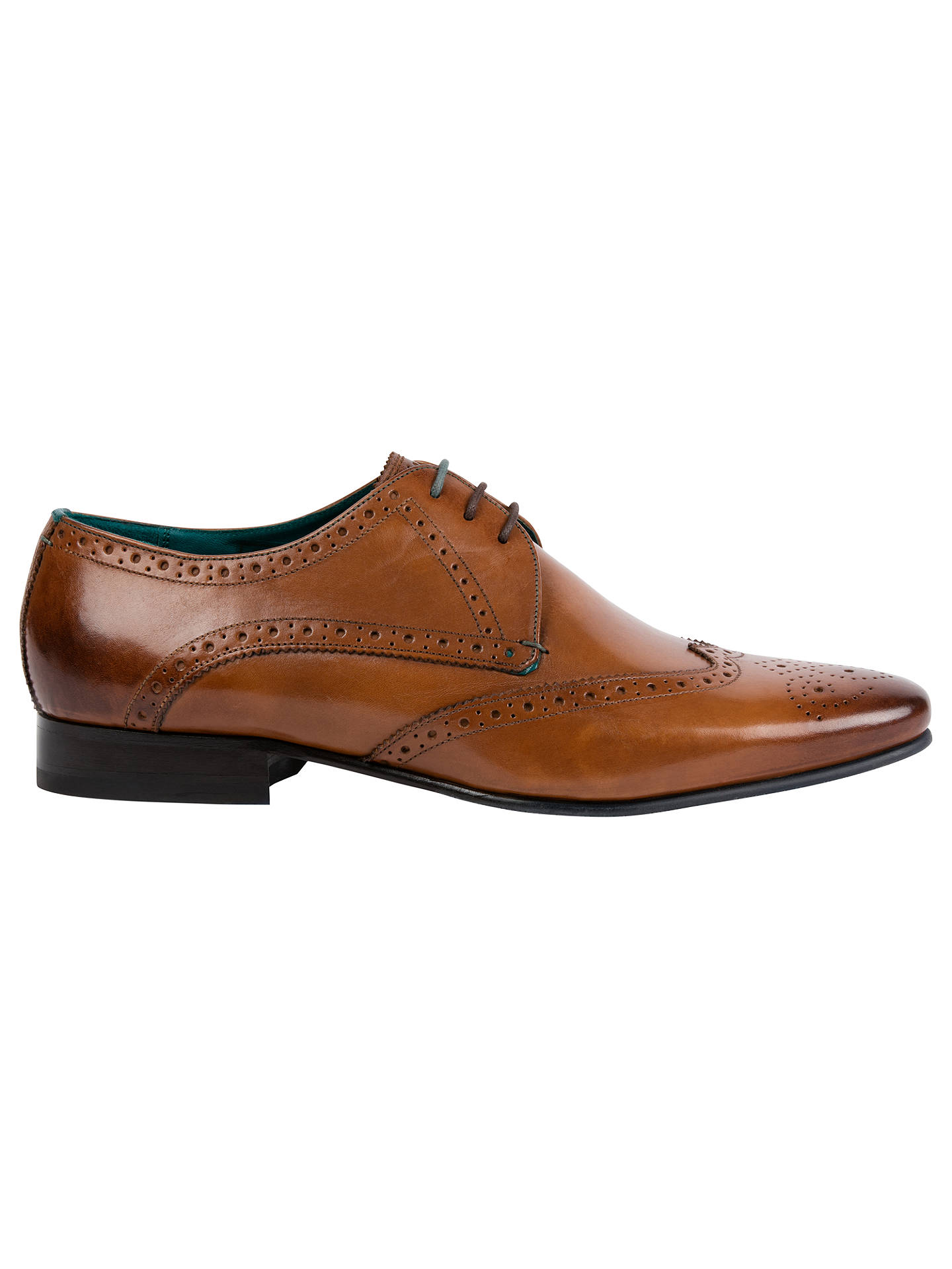 e3212cbd74f08 Ted Baker Hosei Pointed Brogues at John Lewis   Partners