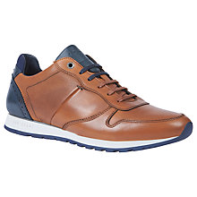 Buy Ted Baker Shindl Leather Running Shoes Online at johnlewis.com