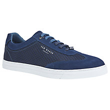 Buy Ted Baker Phranco Cupsole Trainers Online at johnlewis.com