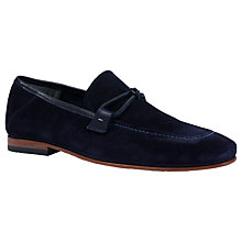 Buy Ted Baker Hoppken Suede Loafers Online at johnlewis.com
