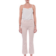 Buy French Connection Antique Kick Cropped Jeans Online at johnlewis.com