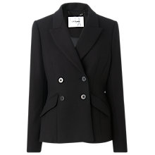 Buy L.K.Bennett Nell Tailored Jacket, Black Online at johnlewis.com