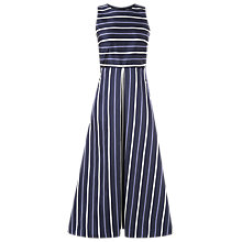 Buy L.K.Bennett Natalee Dress, Blue/Multi Online at johnlewis.com
