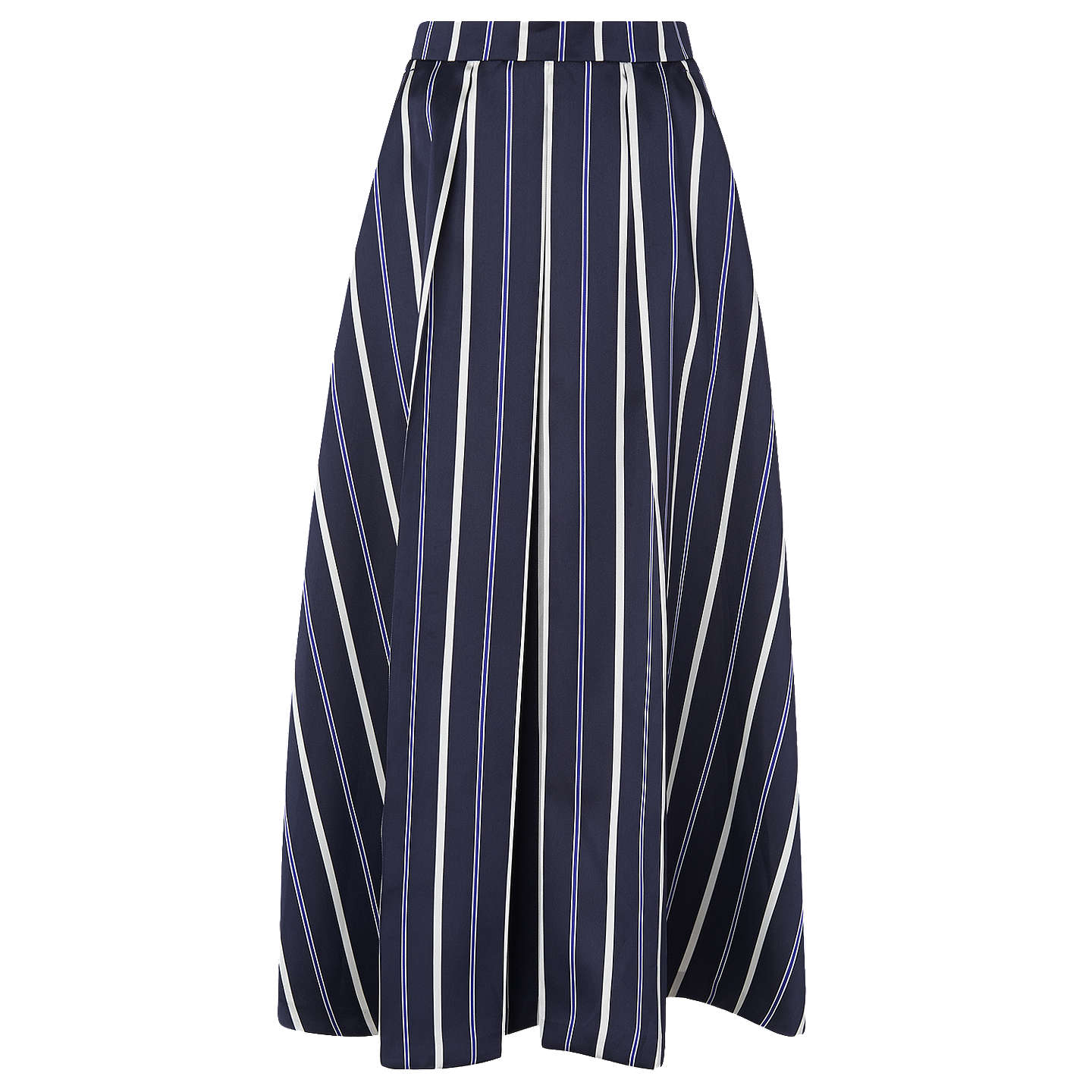 BuyL.K.Bennett Natalee Skirt, Blue/Multi, 12 Online at johnlewis.com