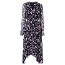 Buy L.K.Bennett Licia Silk Dress Online at johnlewis.com