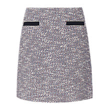 Buy L.K.Bennett Clarie Skirt, Multi/Blue Online at johnlewis.com