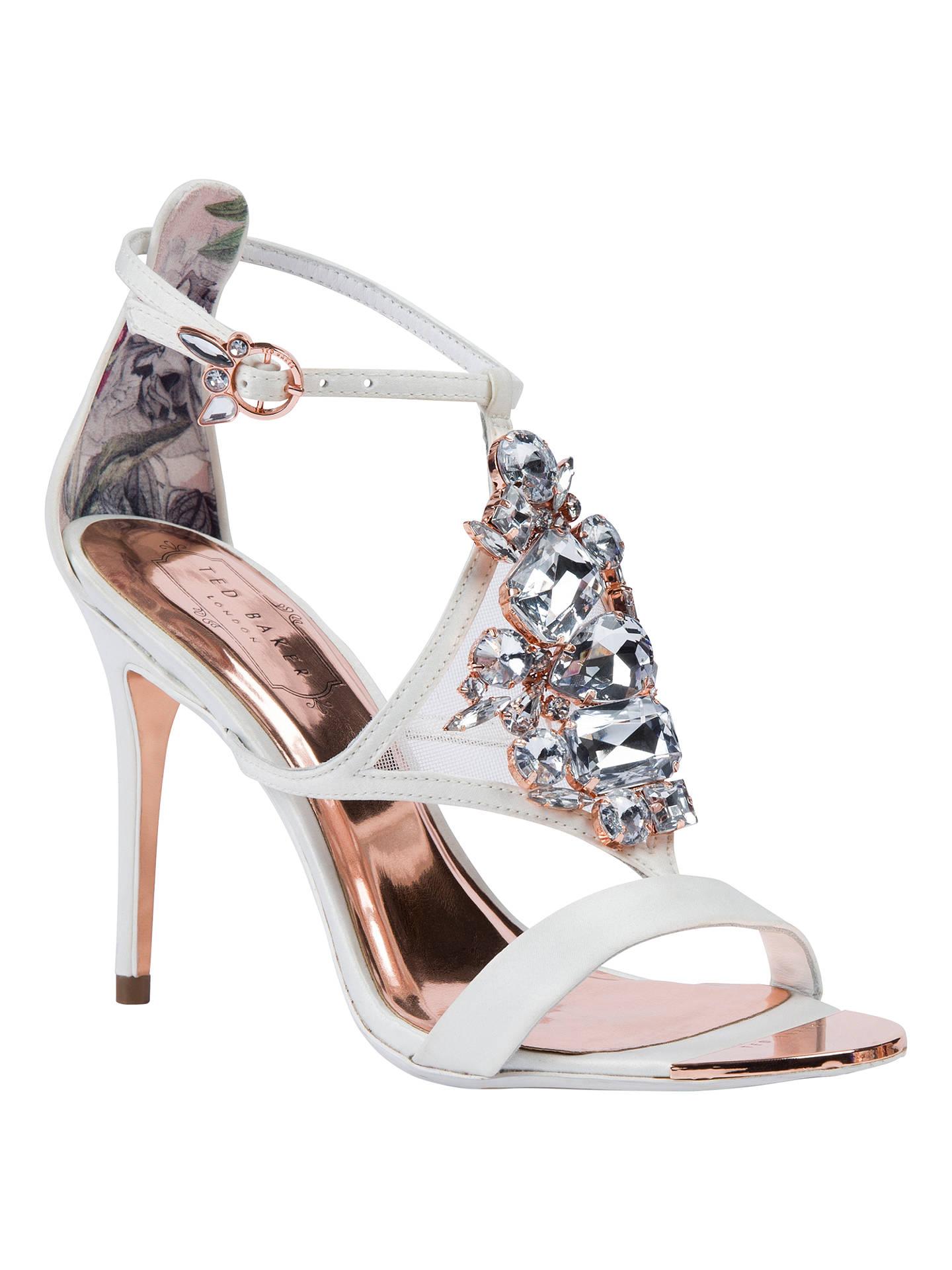 84f0ed6ce80a5f Buy Ted Baker Liosa Embellished Stiletto Heel Sandals