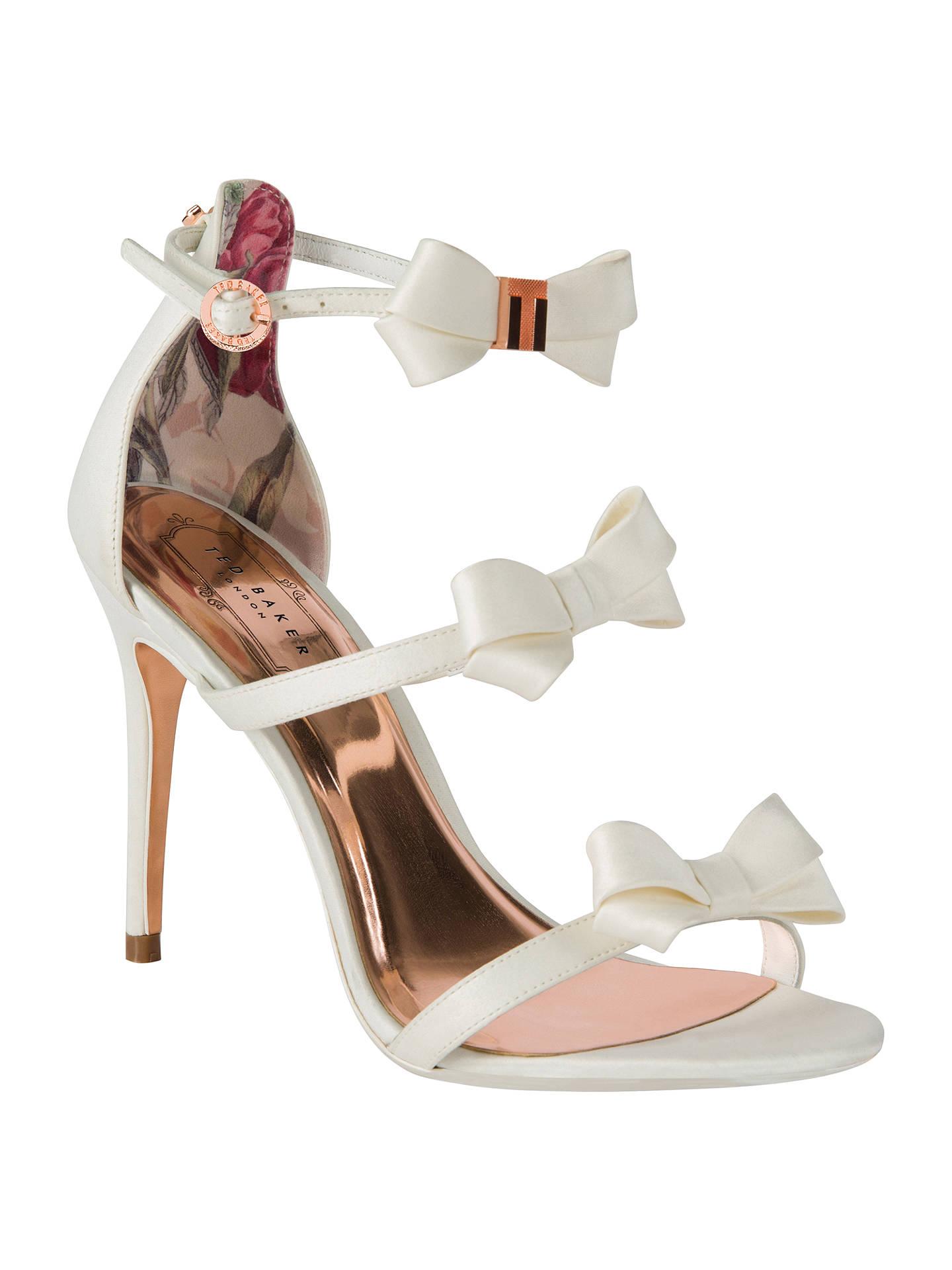 4cb69b558e3 Buy Ted Baker Nuscala Bow Stiletto Heel Sandals