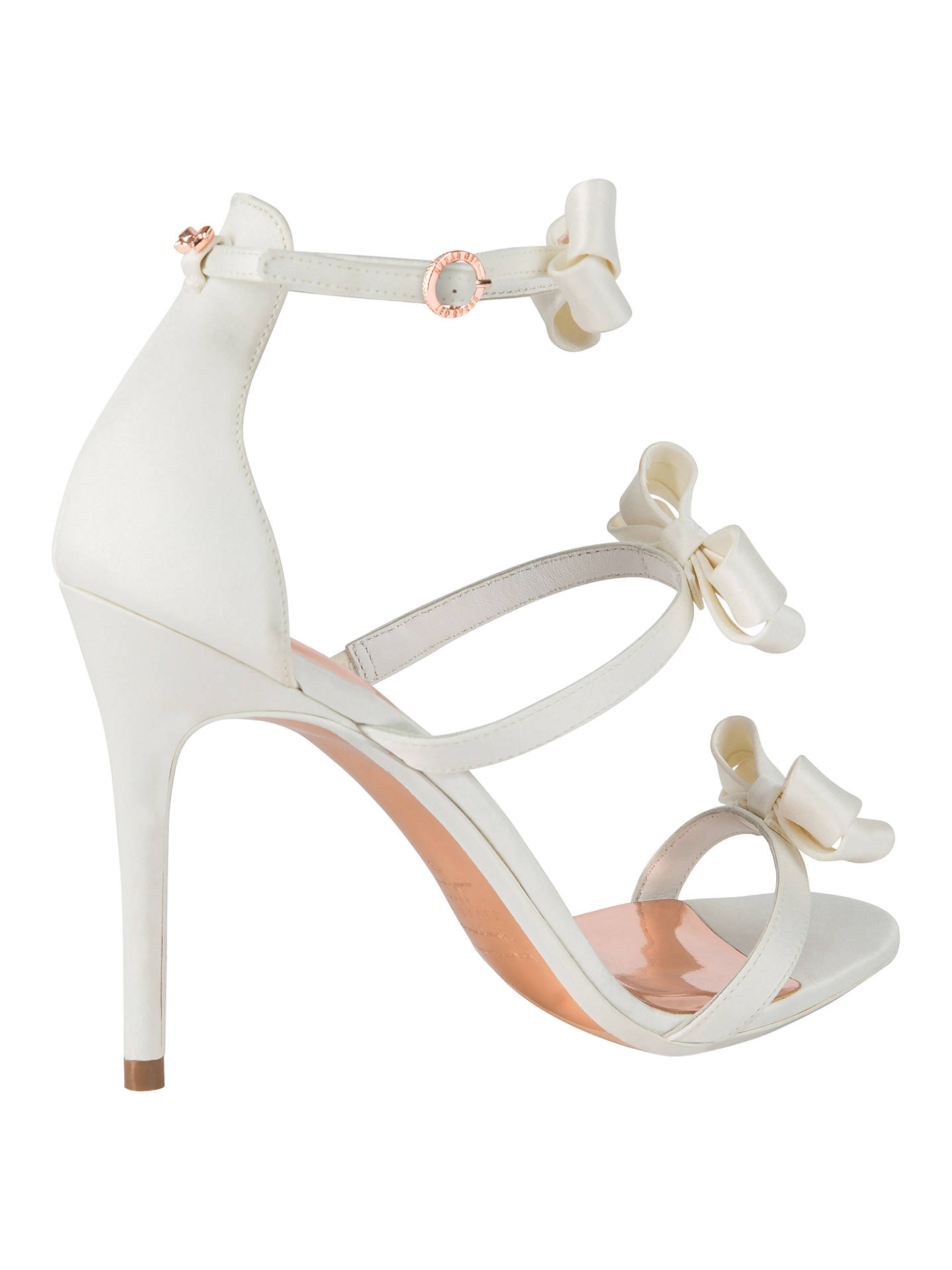 6e1cb495b Buy Ted Baker Nuscala Bow Stiletto Heel Sandals