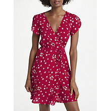 Buy Velvet by Graham & Spencer Amaury Dress, Amarylis Online at johnlewis.com
