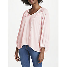Buy Velvet by Graham & Spencer Derrica Blouse Online at johnlewis.com