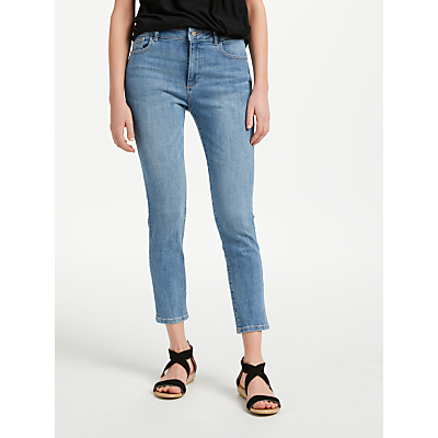 DL1961 Farrow High Rise Skinny Jeans, Cordell