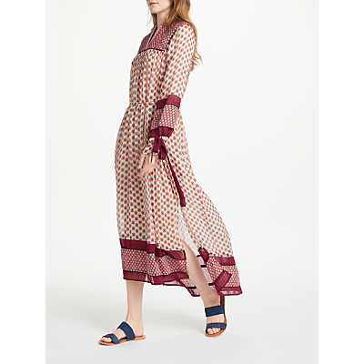 Maison Scotch Bohemian Maxi Dress, Multi