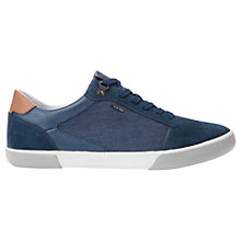 Buy Geox Box Cupsole Trainers Online at johnlewis.com