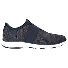 Buy Geox Nebula Trainers, Navy Online at johnlewis.com