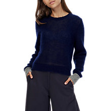 Buy Brora Mohair Sparkle Jumper Online at johnlewis.com