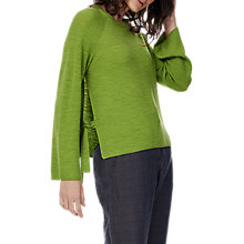 Buy Brora Merino Ribbed Jumper Online at johnlewis.com