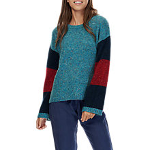 Buy Brora Colour Block Jumper Online at johnlewis.com