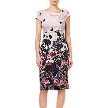 Buy Adrianna Papell Bliss Dress, Multi Online at johnlewis.com