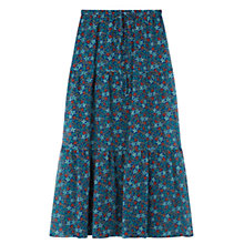 Buy Gerard Darel Alana Skirt, Blue Online at johnlewis.com