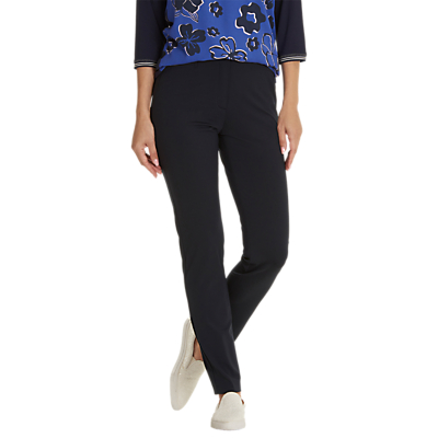 Betty Barclay Straight Leg Trousers, Dark Sky