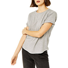 Buy Warehouse Casual Fit T-Shirt Online at johnlewis.com