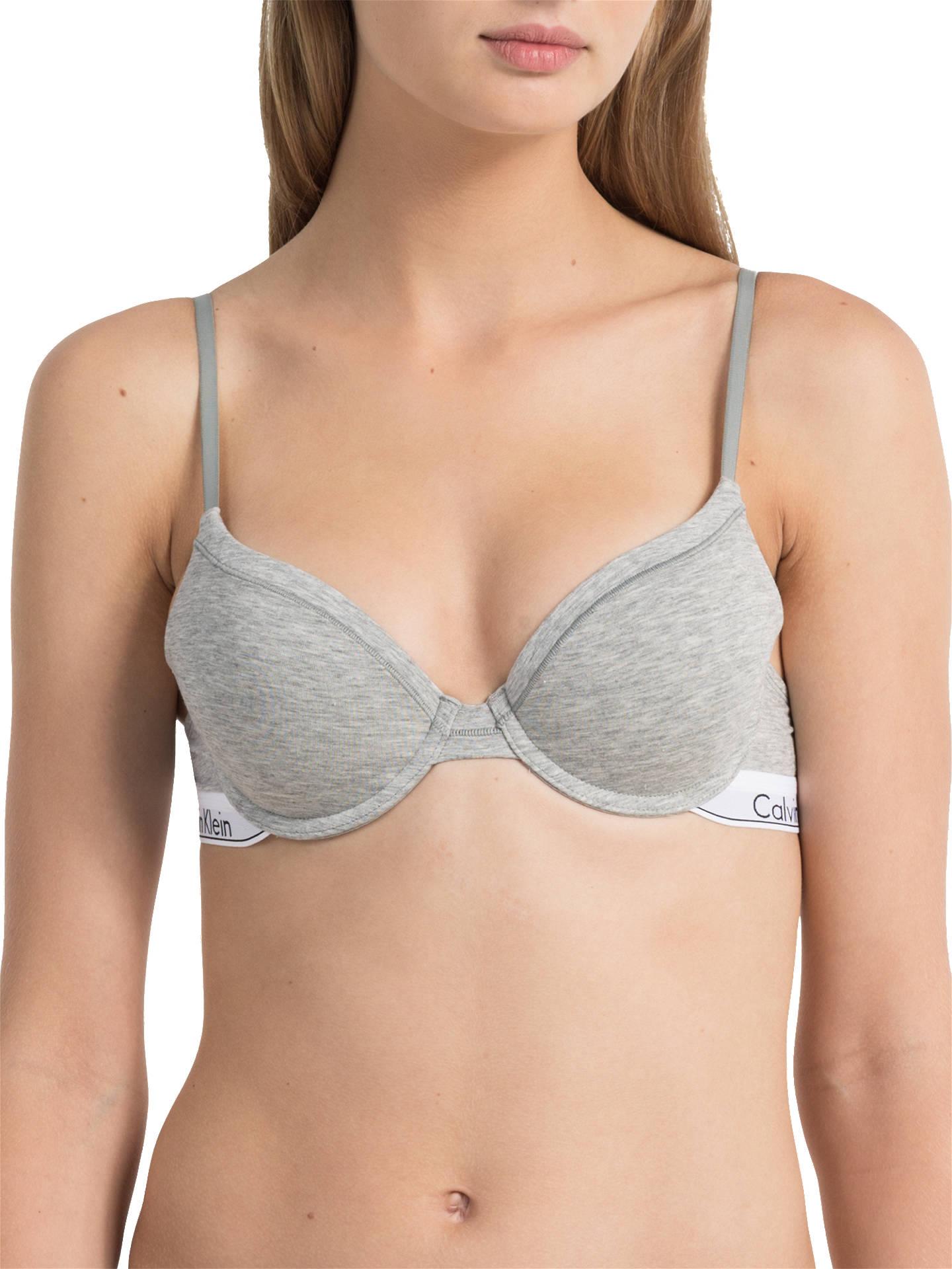 9c73452d39 Buy Calvin Klein Underwear Modern Cotton T-Shirt Bra