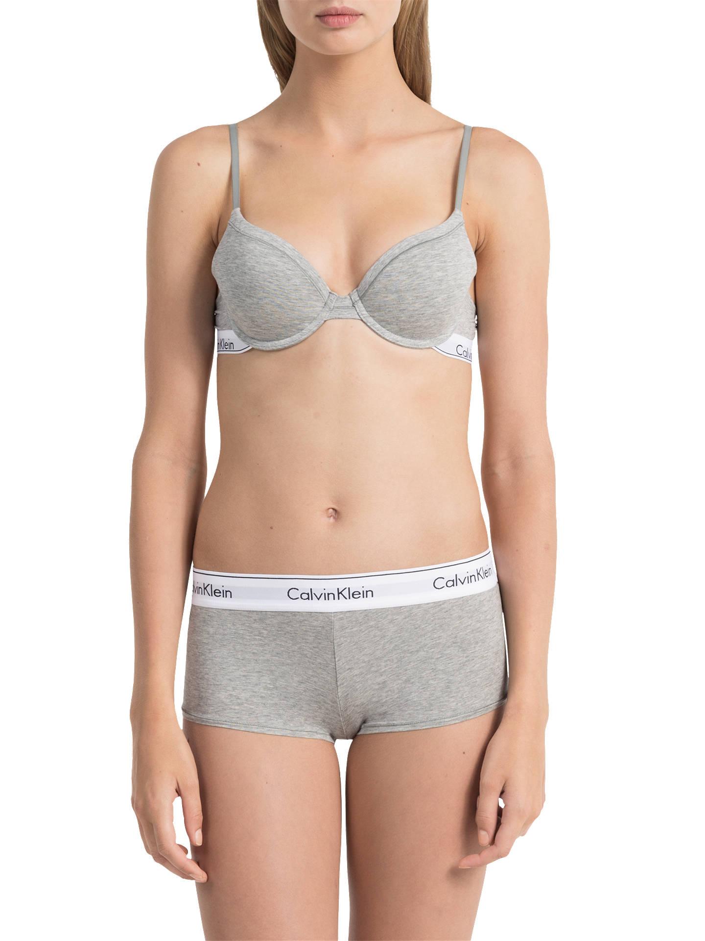 f3d69d9bdfb ... Buy Calvin Klein Underwear Modern Cotton T-Shirt Bra