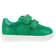 Buy Geox Children's B DJ Rock Riptape Shoes Online at johnlewis.com