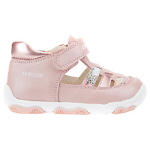 Buy Geox Children's Balu G Shoes, Rose Online at johnlewis.com
