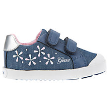Buy Geox Children's Embellished Kilwi Shoes, Avio Online at johnlewis.com