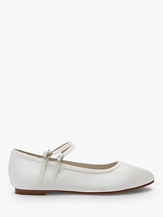 4844f38d898b4 Rainbow Club Maddison Bridesmaids' Shoes, Ivory