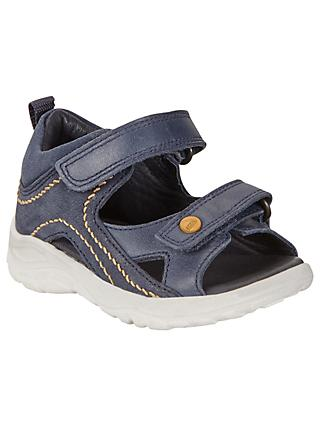 ECCO Children's Peekaboo Sandals