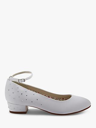 Rainbow Club Maple Bridesmaids' Shoes, White