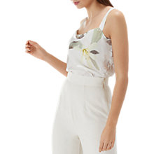 Buy Coast Leila Print Camisole Top, Multi Online at johnlewis.com