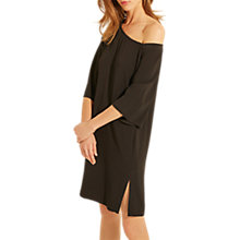 Buy Gerard Darel Dove Dress, Black Online at johnlewis.com