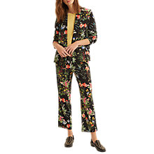Buy Gerard Darel Marie Trousers, Black Online at johnlewis.com