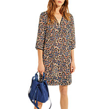 Buy Gerard Darel Dominika Dress, Blue Online at johnlewis.com