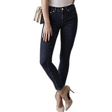 Buy Reiss Stevie Skinny Jeans, Light Indigo Online at johnlewis.com