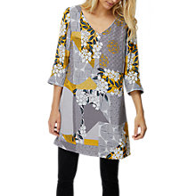 Buy White Stuff Greta Patch It Tunic Top, Multi Online at johnlewis.com