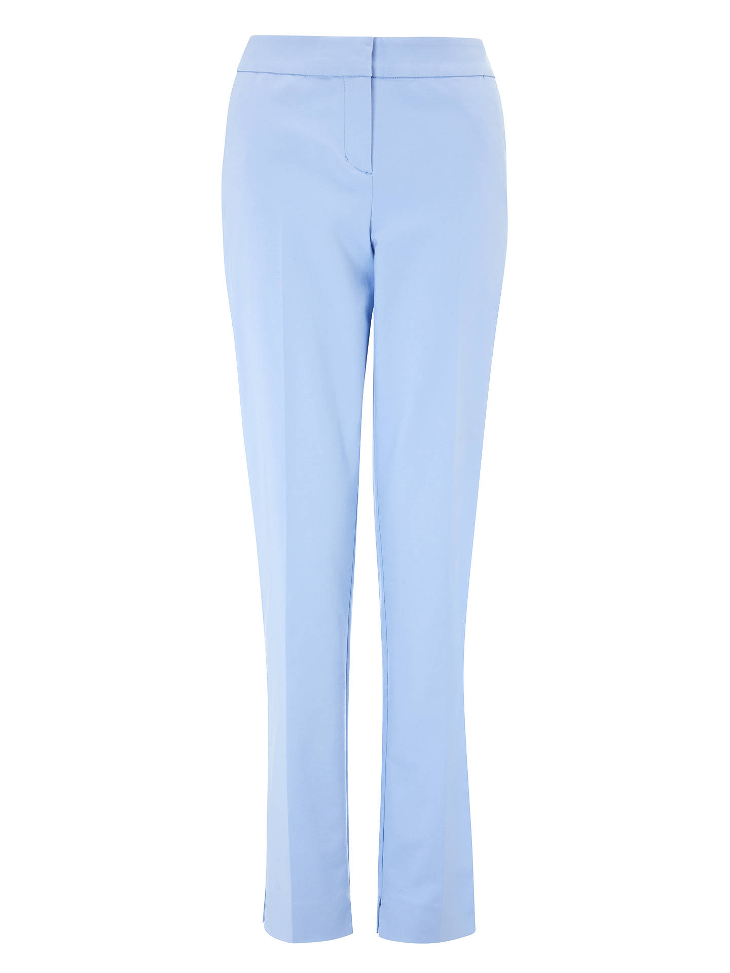 BuyBoden Richmond Trousers, Hazy Blue, 8 Online at johnlewis.com