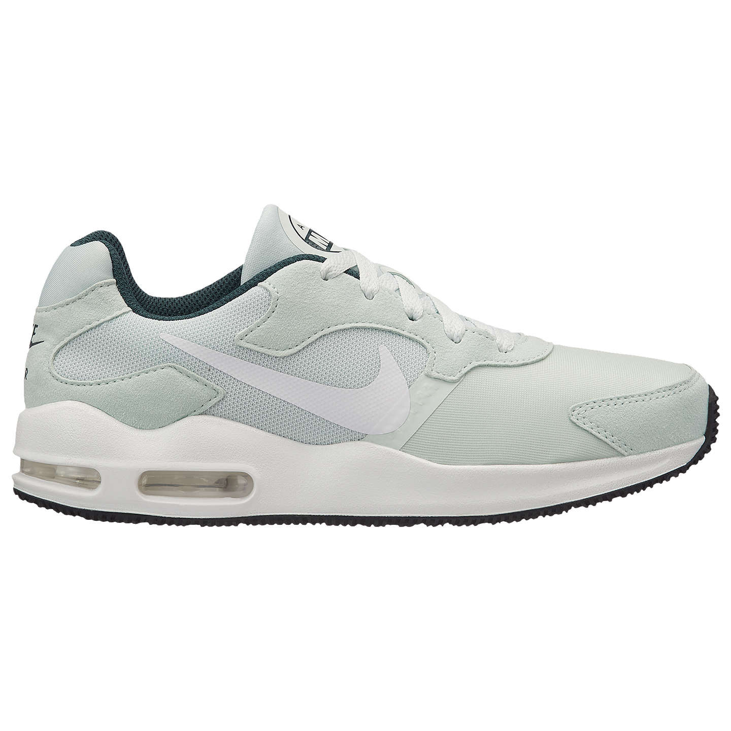 Nike Air Max Guile Women's Trainers Barley Grey at John Lewis