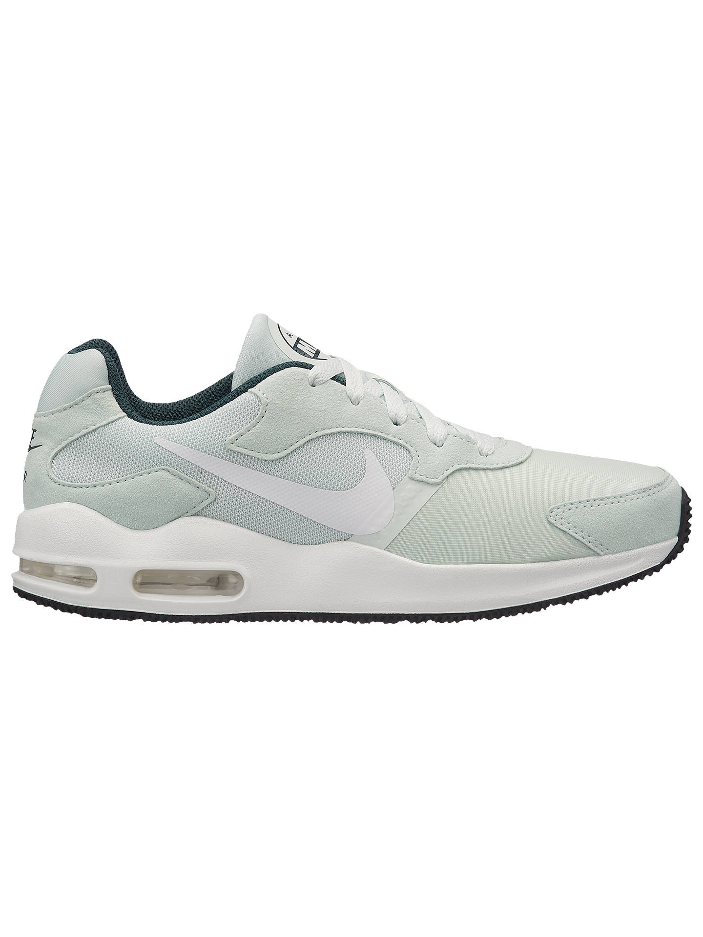 59d7703db4 Buy Nike Air Max Guile Women's Trainers, Barley Grey, 8 Online at johnlewis.