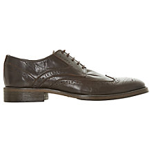 Buy Bertie Bridger Leather Derby Brogues Online at johnlewis.com
