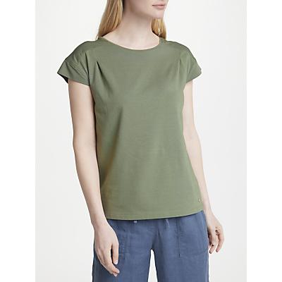 Gerry Weber Cap Sleeve T-Shirt, Palm Leaf