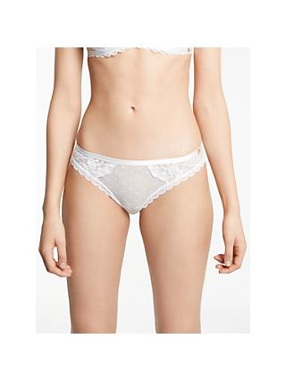 AND/OR Arabella Lace Brazilian Brief