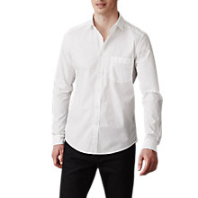 Buy Reiss Varsity Slim Fit Shirt Online at johnlewis.com
