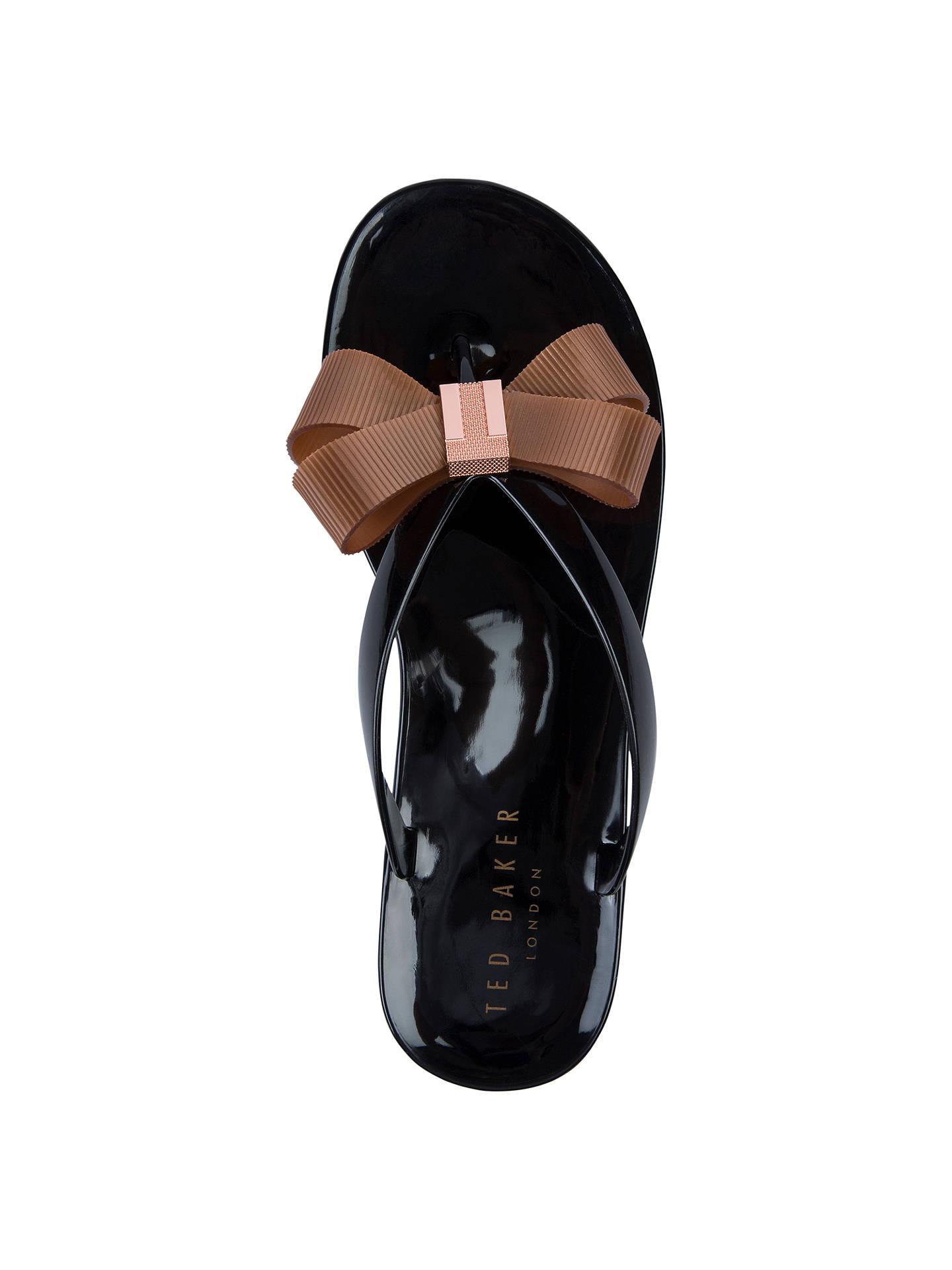 62c467e6094d Ted Baker Suszie Flip Flops at John Lewis   Partners