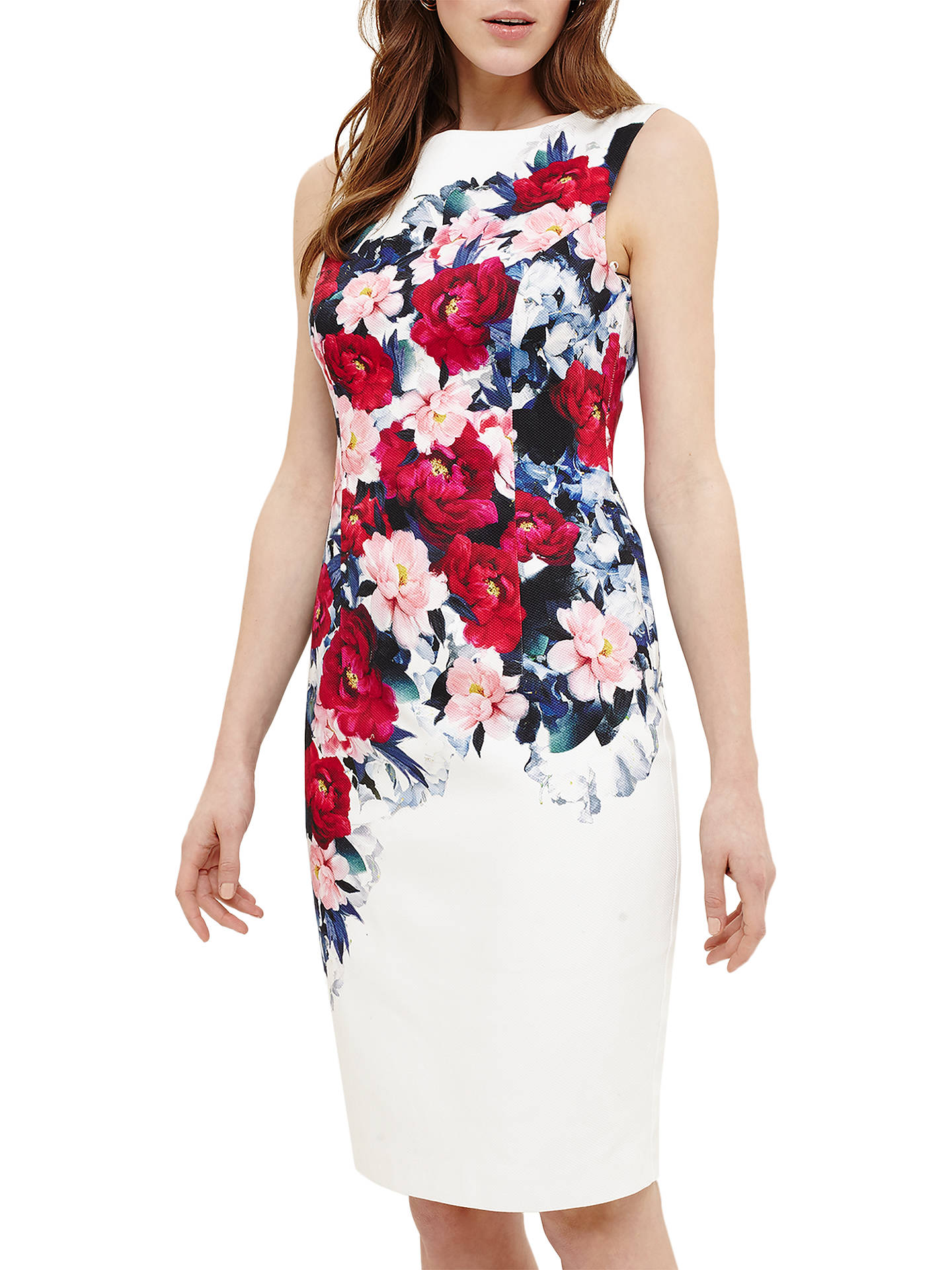 BuyPhase Eight Cassia Floral Printed Dress ef4da213a