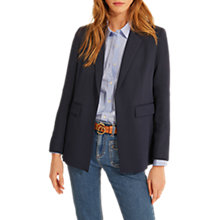 Buy Gerard Darel Rosie Jacket, Blue Online at johnlewis.com